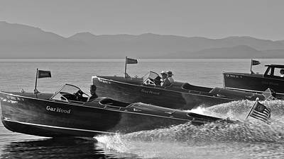 Photograph - Lake Tahoe Classics by Steven Lapkin