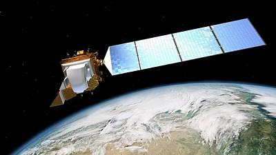 Data Photograph - Landsat Data Continuity Mission by Nasa