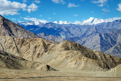 1-war Is Hell Royalty Free Images - Landscape of Ladakh Jammu and Kashmir India Royalty-Free Image by Rudra Narayan  Mitra