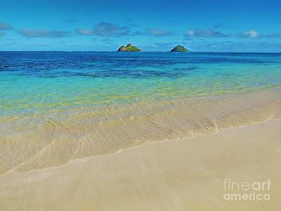 Photograph - Lanikai Paradise by Kristine Merc