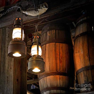 Photograph - Lantern Glow by Nava Thompson