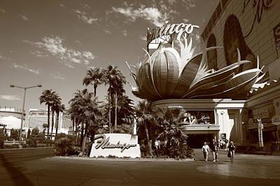 Las Vegas 2008 Art Print