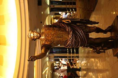 Las Vegas - Caesars Palace - 12127 Art Print by DC Photographer