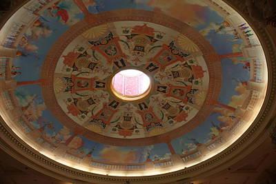 Decoration Photograph - Las Vegas - Caesars Palace - 12129 by DC Photographer