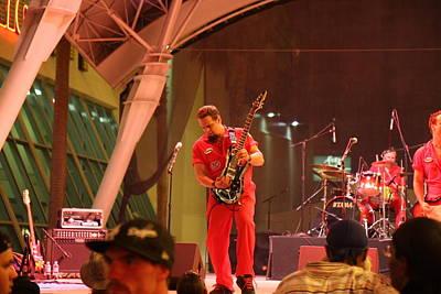 Chance Photograph - Las Vegas - Fremont Street Experience - 121214 by DC Photographer
