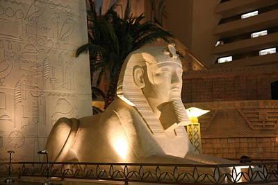 Las Vegas - Luxor Casino - 12125 Art Print