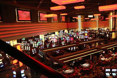 Las Vegas - Planet Hollywood Casino - 12123 Art Print by DC Photographer