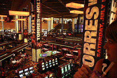 Chance Photograph - Las Vegas - Planet Hollywood Casino - 12124 by DC Photographer