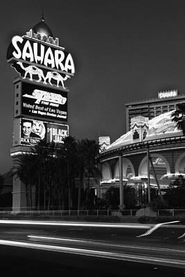 Sahara Photograph - Last Call For The Sahara by James Marvin Phelps
