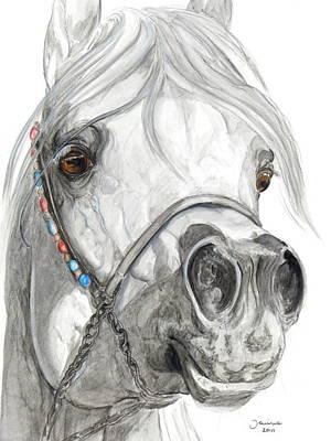 Latif Al Jazar Art Print by Janina  Suuronen