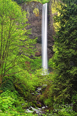 Photograph - Latourelle Falls by Stuart Gordon