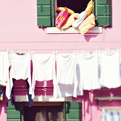 Photograph - Laundry Day by Kim Fearheiley