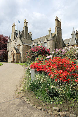 Lauriston Castle Art Print