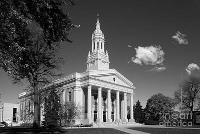 Appleton Wisconsin Photograph - Lawrence University Memorial Chapel by University Icons