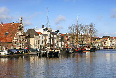Leiden Art Print