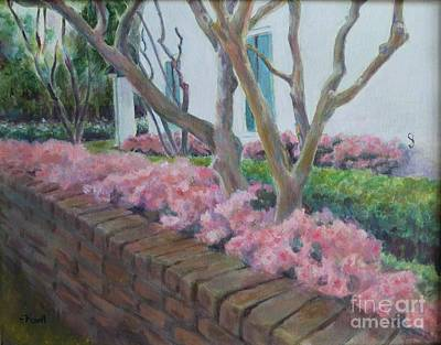 Painting - Lemee House by Ellen Howell