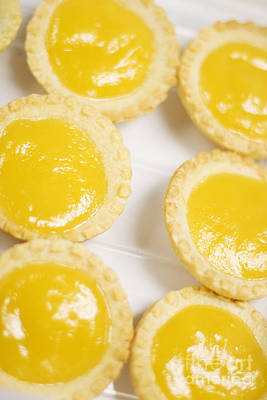 Lemon Tarts Art Print by Jorgo Photography - Wall Art Gallery