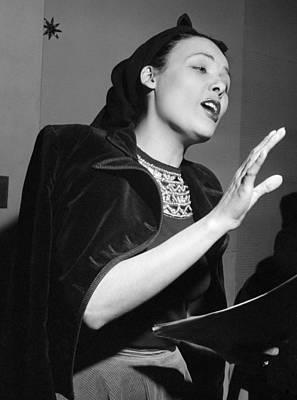 Lena Horne (1919-2010) Print by Granger