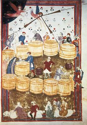 Speculation Photograph - Lenzi, Domenico 14th Century. Specchio by Everett