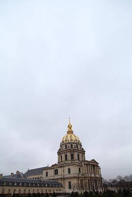 Paris Photograph - Les Invalides - Paris France - 01131 by DC Photographer