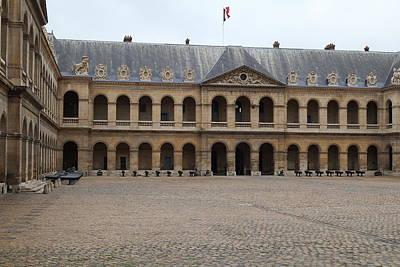 Site Photograph - Les Invalides - Paris France - 01137 by DC Photographer