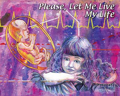 Let Me Live Original by Todd L Thomas