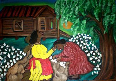 Painting - Let's Go Home by Mildred Chatman