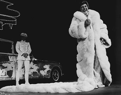 Wall Art - Photograph - Liberace by Retro Images Archive