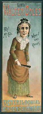 Lieut. Walter Cole Art Print by British Library