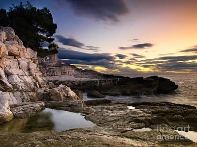 Impressionist Landscapes - Lighthouse by Sinisa Botas