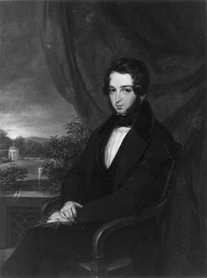 Banker Painting - Lionel Nathan De Rothschild (1808-1879) by Granger