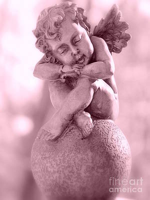 Photograph - Little Angel by France Laliberte