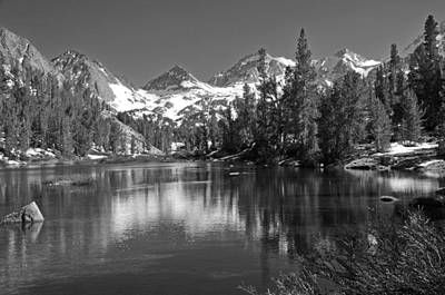 Photograph - Little Lakes Valley by Lynn Bauer