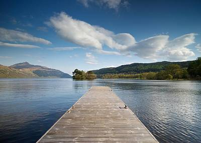 Photograph - Loch Lomond  by Stephen Taylor