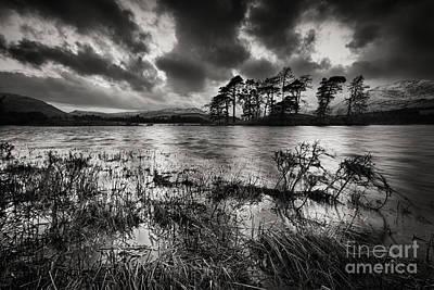 Loch Tulla Art Print