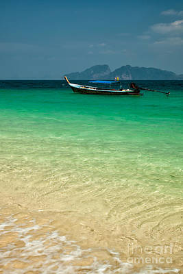 Photograph - Longboat Asia by Adrian Evans