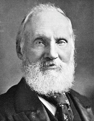 Rollos Photograph - Lord Kelvin by Science Photo Library