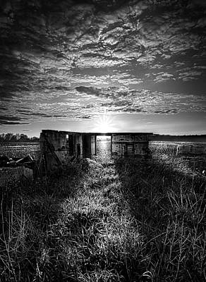 Lost In Time Print by Phil Koch
