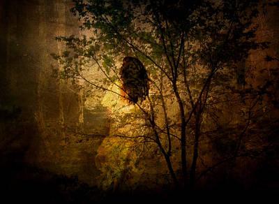 The Way Digital Art - Lost by Julie Palencia
