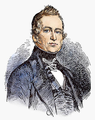 Papineau Drawing - Louis Joseph Papineau (1786-1871) by Granger