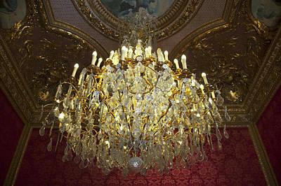 Photograph - Louvre  by Gouzel -