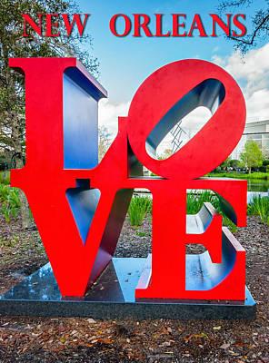 Ps I Love You - Love New Orleans  by Steve Harrington