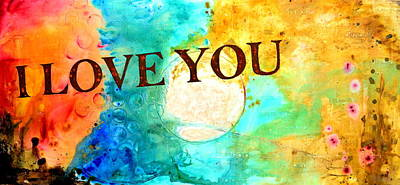 Love You Original by Ivan Guaderrama