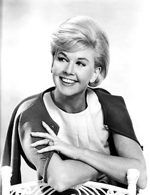 Lover Come Back, Doris Day, 1961 Art Print