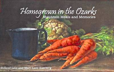 Cookbook Mixed Media - Love's Book Covers Series by Rolland  Love
