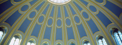 Cupola Photograph - Low Angle View Of The Ceiling by Panoramic Images