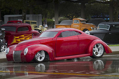 Photograph - Low Rider by Jack R Perry