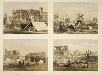 Lucknow Art Print by British Library