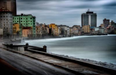 Photograph - Malecon by Patrick Boening