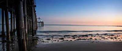 Photograph - Malibu Beach Sunset by Jenniferphotographyimaging